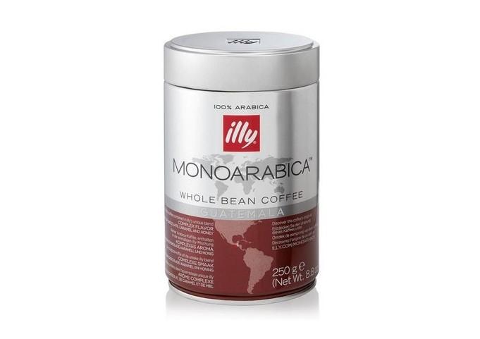 Illy café en grains MONOARABICA du Guatemala est un café doux aux notes chocolatées et caramélisées.
