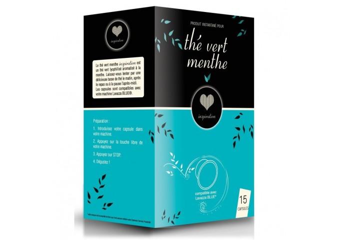 CAPSULE LAVAZZA BLUE® THE INSPIRATION...