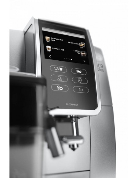 One Touch et carafe latte crema system