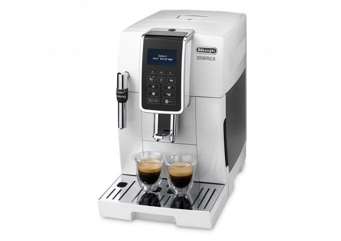 Machine à café grains Delonghi avec 6 choix de cafés
