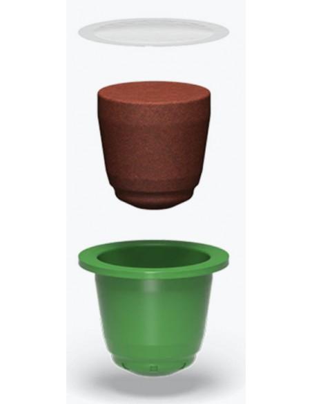 Matériaux compostables conformes aux standards internationaux EN 13432:2002