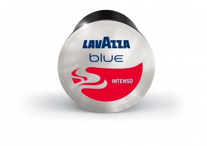 LAVAZZA BLUE présente les capsules INTENSO en carton de 100 capsules