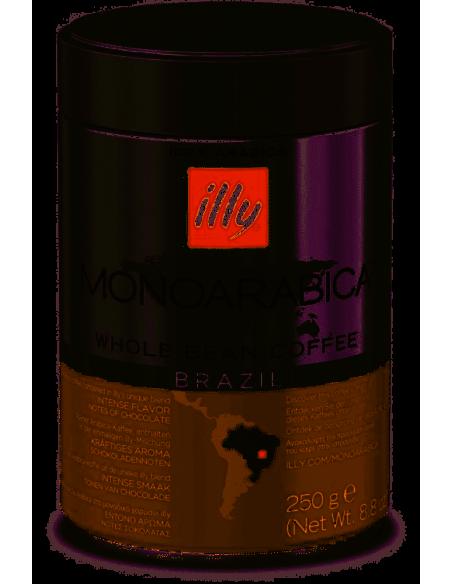 """Illy café en grains MONOARABICA d'Ethiopie est doux et intense à la fois. Labelisé Dénomination d'Origine """"Cerrado Mineiro"""""""