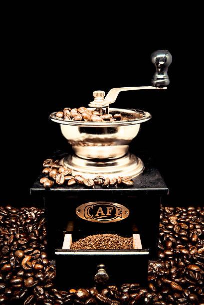 l'art de moudre le café